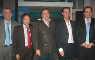 Leo Rial inauguró su primer local partidario en Vicente López