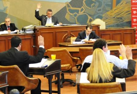 El HCD aprobó por unanimidad un régimen de protección cautelar del Plan de Manejo Sustentable presentado el mes de abril por el Intendente Sergio Massa