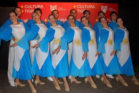 Ballet Sarabia en Pacheco