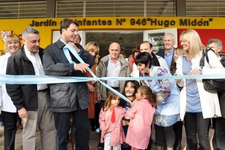 Tigre inauguró un nuevo jardín de infantes en Las Tunas