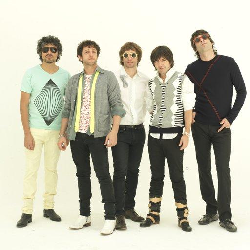 Babasónicos ocupa los primeros puestos de venta de discos en Argentina y México