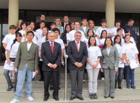 El Parlamento Juvenil del HCD de Tigre comenzó con las sesiones 2011