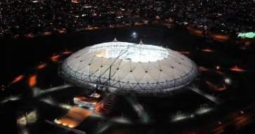 El Estadio Unico ya está listo para saga de recitales que el 1 de octubre arrancan con The Who y los Guns N´ Roses