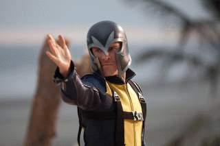 "Llegó ""X-Men Primera generación"""