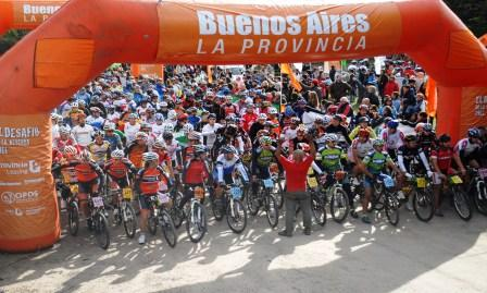 El Parque Provincial Pereyra Iraola fue el escenario del Desafío de la Reserva 2011