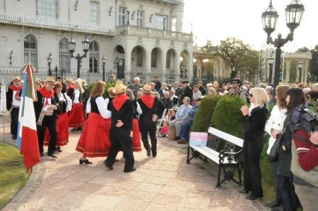 Los inmigrantes italianos festejaron su Día en Tigre