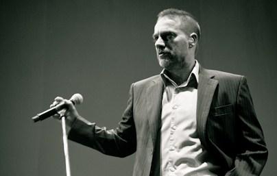 """Vicentico presentó """"Solo un momento"""" en el Luna Park"""