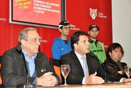 """Tigre presentará el nuevo """"Paseo de los Remeros"""""""