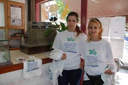 Prosigue en San isidro la campaña para aprender a cuidar el  medio ambiente