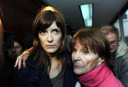 Lucila Frend declaró por el crimen de su amiga Solange
