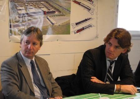 Nicolás Scioli acercó soluciones para la industria maderera
