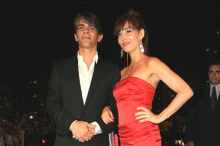 Pablo Echarri y Paola Krum se rieron de los rumores de romance