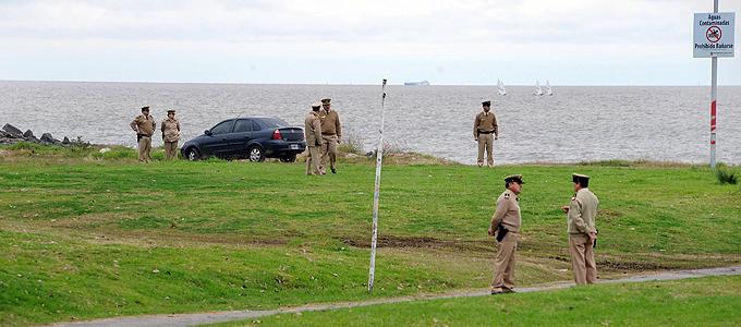 Encontraron en una playa de Vicente López el cadáver del prefecto desaparecido