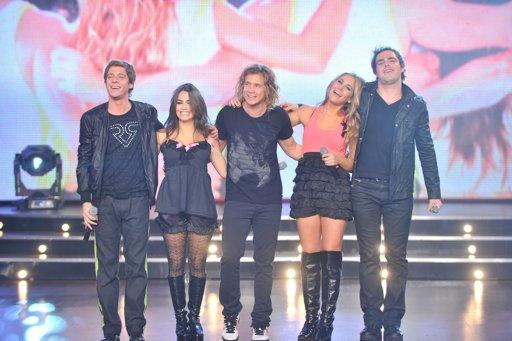 Bailando por un sueño terminó la semana al ritmo de los Teen Angels