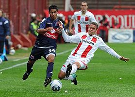 Argentinos y Tigre igualaron 1 a 1 en La Paternal