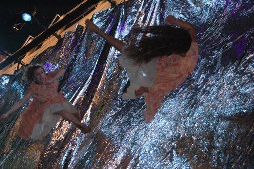 Fuerzabruta impacta y cautiva con su Wayra tour mundial
