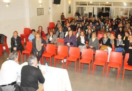 Jornada de diálogo con vecinos de Tigre Centro