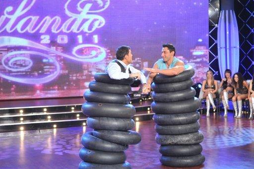 Tito Speranza quedó al borde de la sentencia en Bailando por un sueño