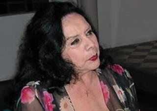 La Coca Sarli, hospitalizada por un edema pulmonar