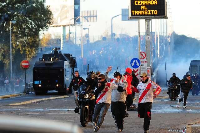 Se aprobó el reglamento de prevención contra la violencia en el fútbol