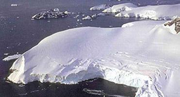 Se registró una nueva actividad sísmica en la Antártida