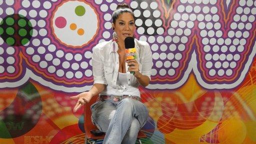 Silvina Escudero dijo que la polémica foto que circuló por Internet está trucada
