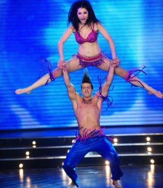 Bailando 2011: La mujer de Listorti fue la mejor del axé