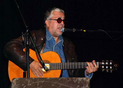 Facundo Cabral asesinado  en Guatemala
