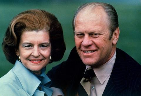 Murio Betty Ford la ex primera dama y fundadora del centro que lleva su nombre