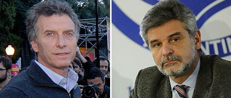 Mauricio Macri y Daniel Filmus competiran en segunda vuelta