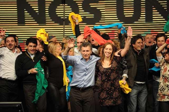 El jefe de Gobierno y candidato a la reelección por el Pro, Mauricio Macri, agradeció hoy a los vecinos porteños