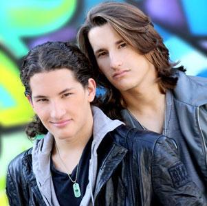 Mau y Ricky Montaner debutaron como teloneros de los Teen Angels