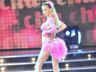 """Rocío Guirao Díaz se accidentó pero dice que baila """"si o si"""""""