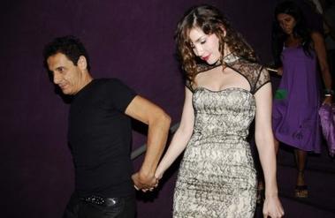Natalia Oreiro y Ricardo Mollo estarían esperando su primer hijo