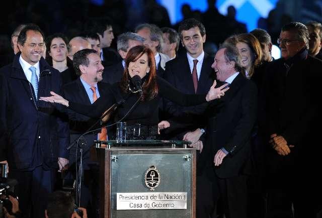 La Presidenta inauguró Tecnópolis