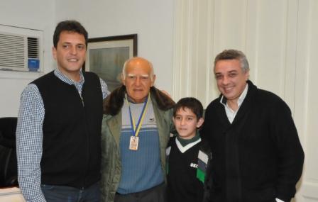 Regreso con gloria de Alberto Domínguez, deportista transplantado de Tigre
