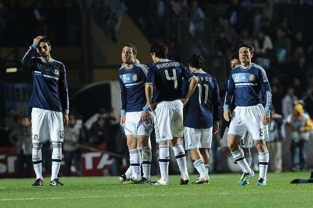 Argentina eliminado de la Copa América