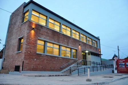 Se inaugura la Biblioteca Popular de Rincón