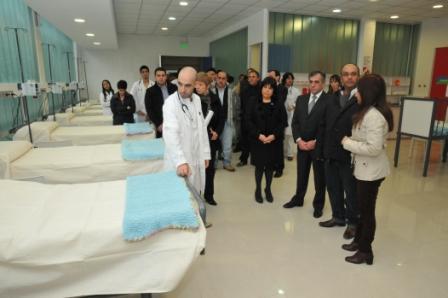 Se inauguró en Malvinas Argentinas una sala de terapia intermedia  pediátrica