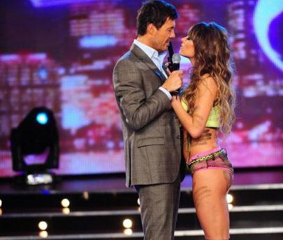 Coki Ramírez abusó de su sensualidad