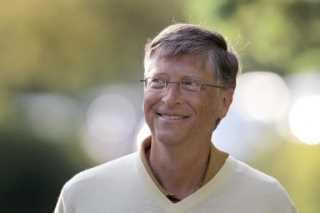 """Bill Gates piensa como repartir inodoros """"inteligentes"""" a los pobres del mundo"""