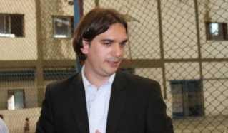 Sebastián Galmarini candidato a intendente en San Isidro