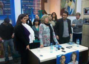 Concejal peronista presenta lista para competir con Enrique García