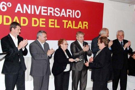 El Talar festejó sus 76 Aniversario