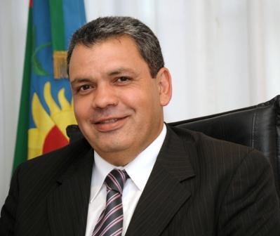 El administrador general del Instituto de la Vivienda de la provincia de Buenos Aires, Gustavo Aguilera