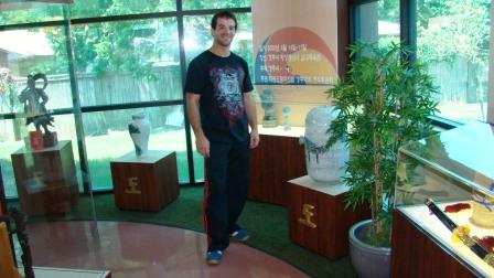 Un joven de Tigre campeón mundial de taekwondo