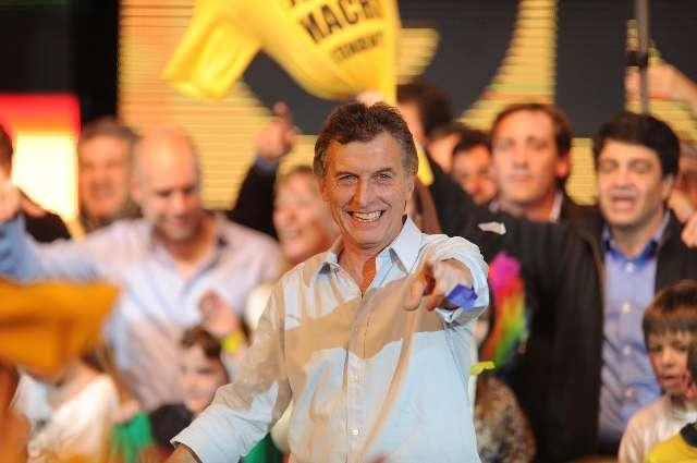 Macri fue reelecto como Jefe de Gobierno