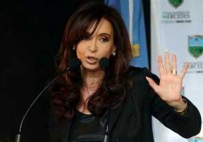 La Presidenta Cristina Fernández tomará licencia por veinte días porque será operada