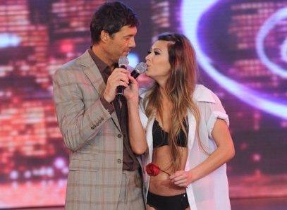 Coki Ramírez insiste en enamorar a Marcelo Tinelli