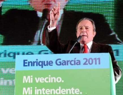 Enrique García lanzó su candidatura con un llamado a la unidad del Kirchnerismo en Vicente López